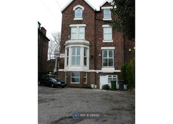 Thumbnail 3 bed flat to rent in Oxton, Merseyside