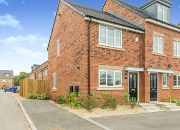 Thumbnail 2 bedroom semi-detached house for sale in Garrett Way, Thorne, Doncaster