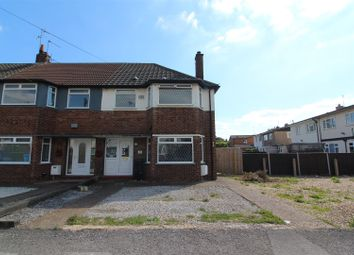 Thumbnail 3 bed end terrace house for sale in Hayburn Avenue, Hull