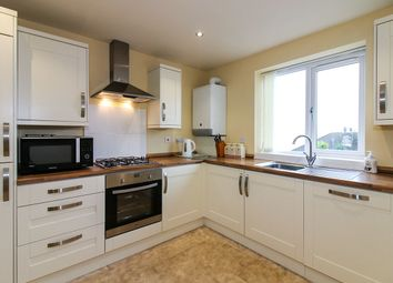 Thumbnail 4 bed detached house for sale in Barley Cote Avenue, Riddlesden, Keighley