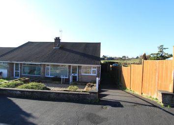 Thumbnail 3 bed semi-detached bungalow to rent in Wellington Close, Matlock, Derbyshire