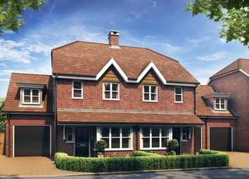 Thumbnail 3 bed semi-detached house for sale in The Churchill. The Farthings, Randalls Road, Leatherhead, Surrey