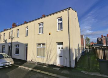 Thumbnail 2 bed end terrace house for sale in Caroline Street, Irlam, Manchester