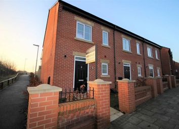 Thumbnail 2 bedroom terraced house for sale in Plank Lane, Leigh