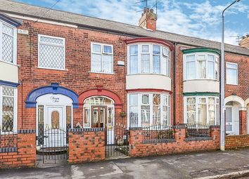 3 bed terraced house for sale in Ormonde Avenue, Hull, East Yorkshire HU6