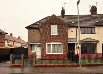 Thumbnail 2 bedroom end terrace house for sale in 40th Avenue, Hull
