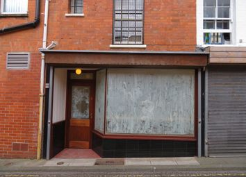 Thumbnail Retail premises to let in Court Street, Bridgwater