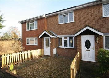 Thumbnail 2 bed terraced house to rent in Robertson Close, Broxbourne