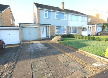 Thumbnail 3 bed semi-detached house for sale in Elgin Close, Hythe