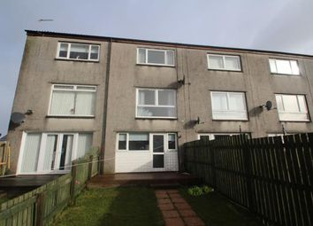 Thumbnail 4 bed terraced house for sale in Marmion Place, Greenfaulds, Cumbernauld, North Lanarkshire