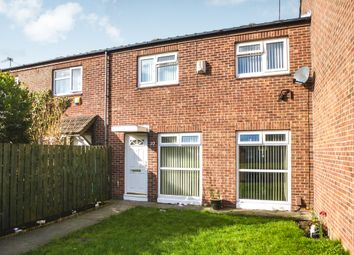Thumbnail 3 bedroom terraced house for sale in Hindpool Close, Hartlepool