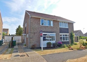 Thumbnail 3 bed semi-detached house to rent in Jersey Close, Stubbington, Fareham