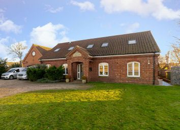 Thumbnail 4 bed detached house for sale in Appleby, Scunthorpe