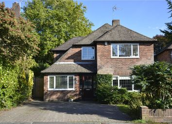 Thumbnail 4 bedroom detached house for sale in Woodfield Drive, Winchester, Hampshire