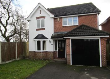 Thumbnail 4 bedroom detached house to rent in Blenheim Avenue, Swanwick, Alfreton