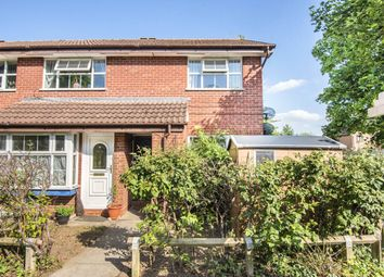 Thumbnail 2 bed flat for sale in Villeboys Close, Abingdon, Oxfordshire