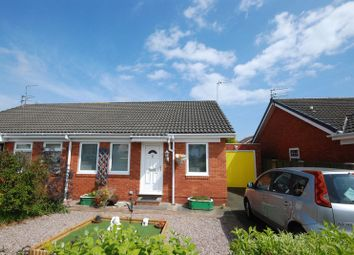 Thumbnail 2 bed semi-detached bungalow for sale in West Pastures, Ashington