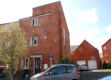 Thumbnail 1 bed end terrace house to rent in Longhorn Avenue, Gloucester