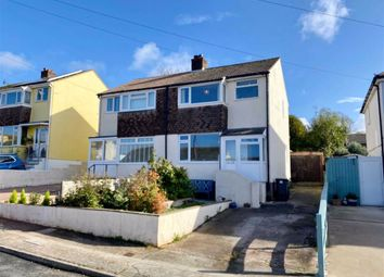 Thumbnail 3 bed semi-detached house for sale in Peaseditch, Central Area, Brixham