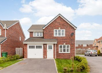 Thumbnail 3 bed detached house for sale in Faraday Drive, Stockton On Tees, Teesside