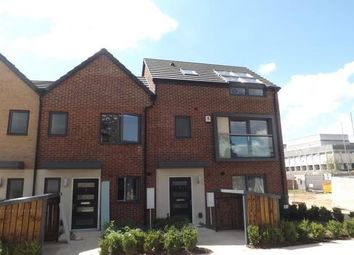 Thumbnail 2 bed terraced house to rent in School House Mews, Doncaster