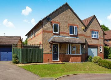 Thumbnail 4 bed detached house for sale in Cypress Close, Desborough, Kettering
