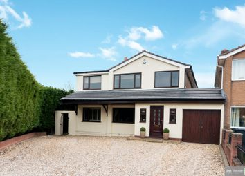 Thumbnail 4 bed detached house for sale in Danelagh Close, Coton Green, Tamworth