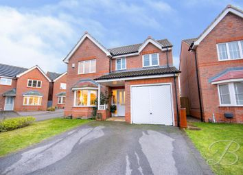 Thumbnail 4 bed detached house for sale in Portland Way, Clipstone Village, Mansfield