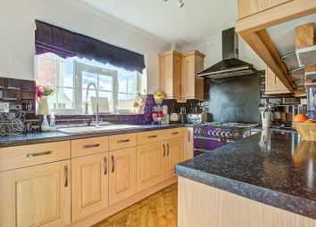 Thumbnail 4 bed detached house for sale in Cavalry Park, March