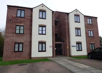 Thumbnail 1 bed flat to rent in Winchcombe House, Belmont, Hereford
