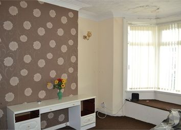Thumbnail 2 bedroom terraced house for sale in Cambridge Road, Thornaby, North Yorkshire