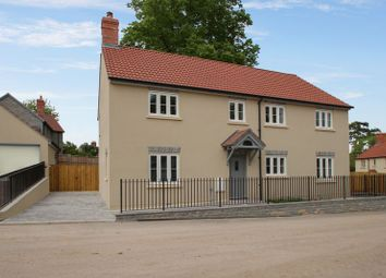 Thumbnail 4 bedroom detached house to rent in Lime Tree Close, Kingsdon, Somerton