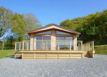 Thumbnail 2 bed lodge for sale in Modbury, Ivybridge