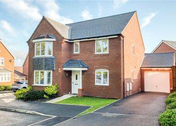 Thumbnail 4 bed detached house for sale in Forsythia Way, Whitnash, Leamington Spa