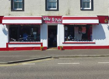 Thumbnail Studio for sale in Willie & Pats 65 Argyll Street, Lochgilphead