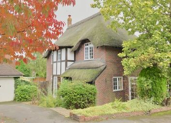 Thumbnail 4 bedroom detached house for sale in Lychpit, Basingstoke, Hampshire