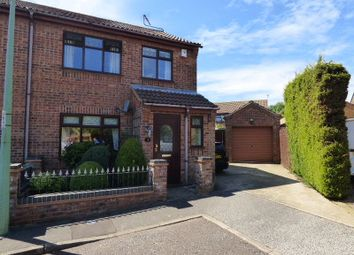 Thumbnail 3 bed semi-detached house for sale in Paddock Wood Close, Carlton Colville, Lowestoft