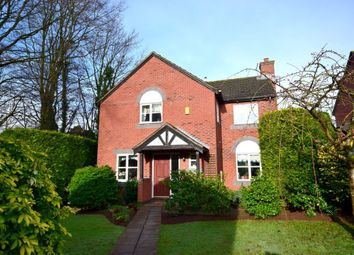 Thumbnail 4 bedroom detached house for sale in Wilton Way, Barton Grange, Exeter