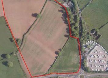 Thumbnail Land for sale in Lot, Longforth Farm, Taunton Road, Wellington