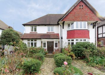 Thumbnail 7 bed detached house for sale in Penshurst Gardens, Edgware