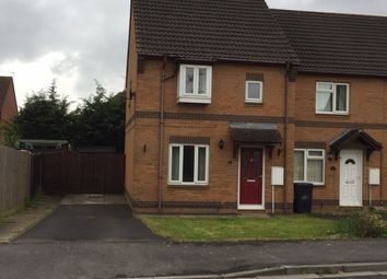 Thumbnail 3 bedroom end terrace house for sale in The Barrows, North Somerset