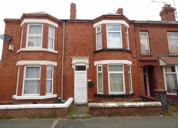 Thumbnail 2 bedroom terraced house for sale in Derrington Avenue, Crewe