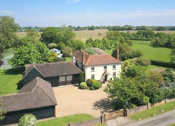 Thumbnail 5 bed detached house for sale in Cobblers Green, Felsted, Dunmow