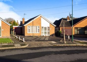 Thumbnail 2 bed bungalow for sale in Oakfield Road, Wollaton, Nottingham, Nottinghamshire