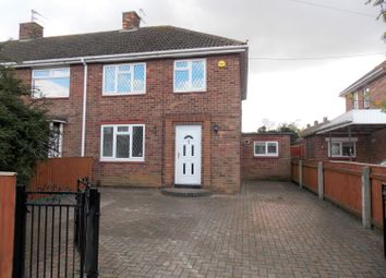 Thumbnail 3 bed end terrace house to rent in Edge Avenue, Grimsby