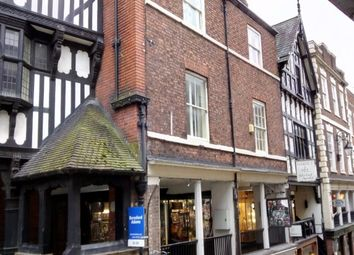 Thumbnail 1 bed flat to rent in Watergate Row South, Chester