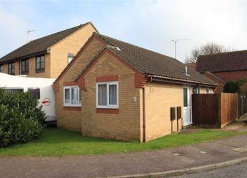 Thumbnail 2 bed bungalow for sale in Dewar Lane, Grange Farm, Kesgrave, Ipswich