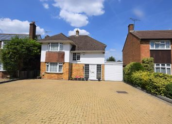 Thumbnail 4 bed detached house for sale in Severn Drive, Esher
