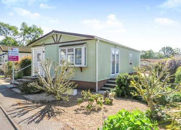 2 bed mobile/park home for sale in Foxhall Road, Rushmere St. Andrew, Ipswich IP4