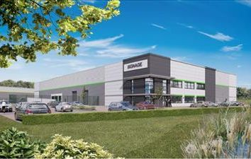 Thumbnail Warehouse to let in Unit 4, Cransley Park, Kettering, Northamptonshire